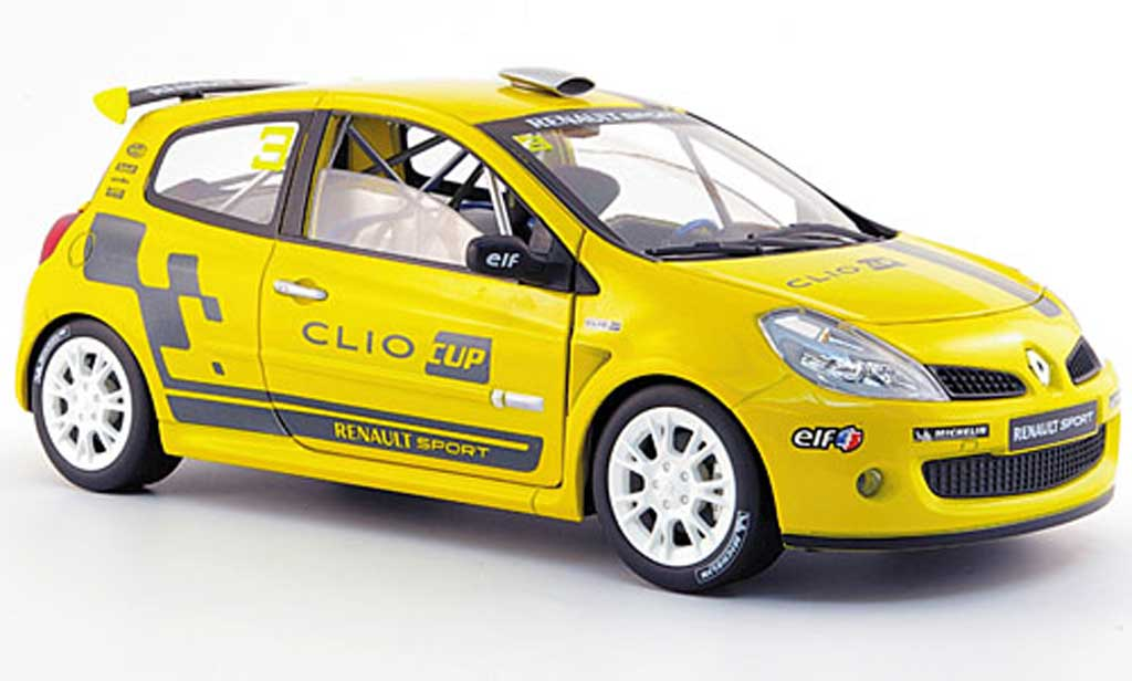 renault clio cup rs sport no 3 clio 2006 solido diecast model car 1 18 buy sell diecast car on. Black Bedroom Furniture Sets. Home Design Ideas