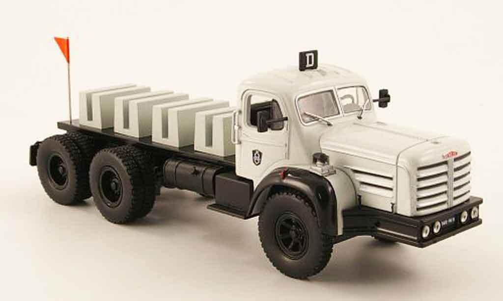 Berliet T100 TBO grise 1957 Norev. Berliet T100 TBO grise 1957 miniature 1%2F43