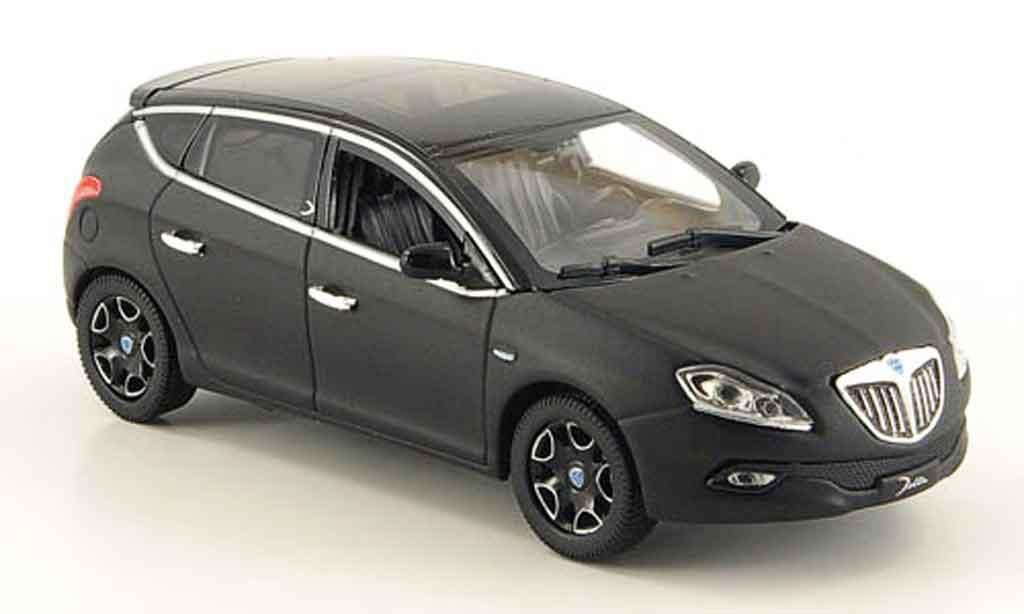 lancia delta miniature hardblack genfer salon 2009 norev 1 43 voiture. Black Bedroom Furniture Sets. Home Design Ideas