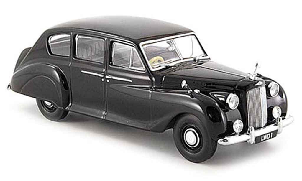 Austin Princess 1/43 Oxford noire miniature