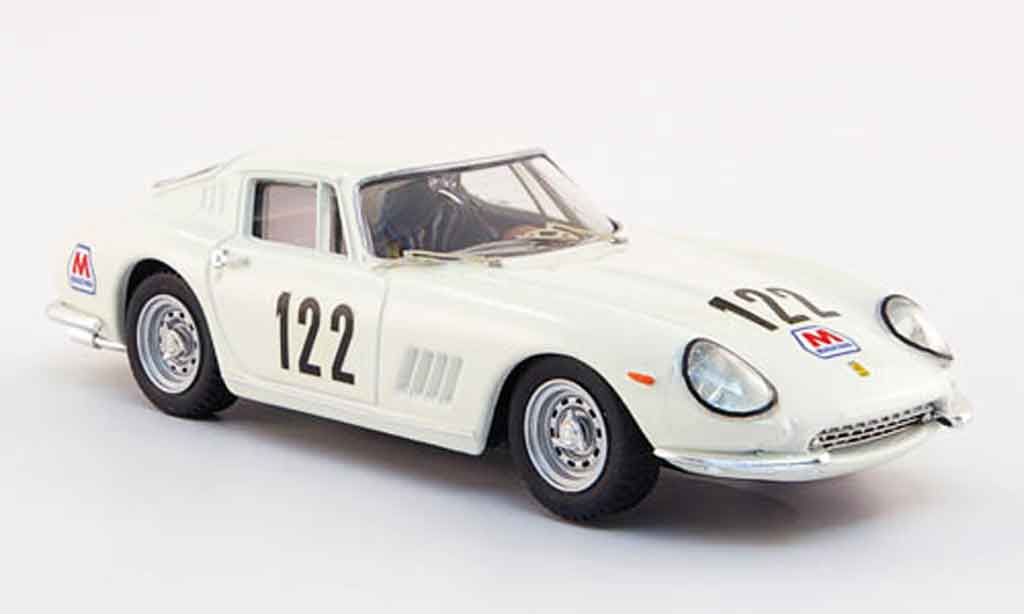 Ferrari 275 1967 1/43 Best GTB/4 no.122 starabba orlando targa florio modellautos