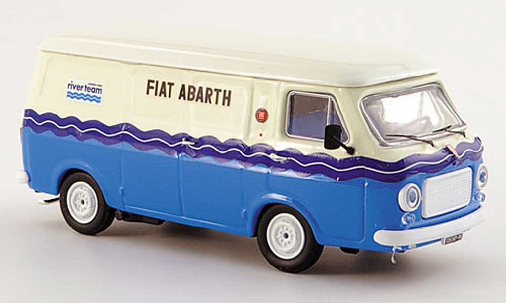 Fiat 238 1/43 Rio Abarth River Team 1972 diecast model cars