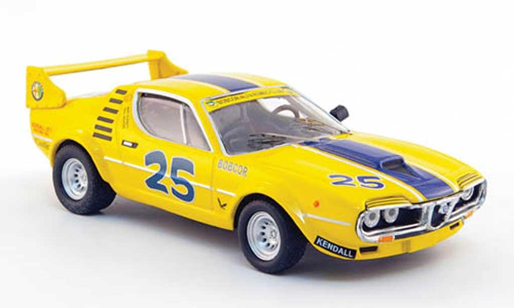 Alfa Romeo Montreal 1/43 M4 No. 25 Everett/Nichter 6h Watkins Glen 1974 diecast