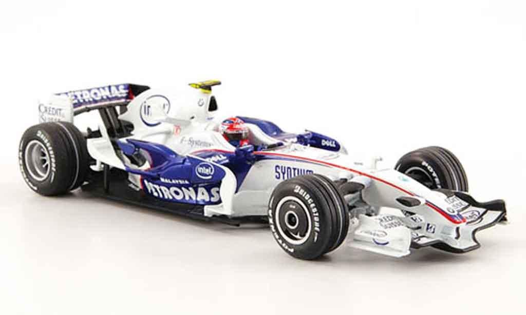 Bmw F1 2008 1/43 Minichamps Sauber F1.08 No.4 Sieger GP Kanada  miniature