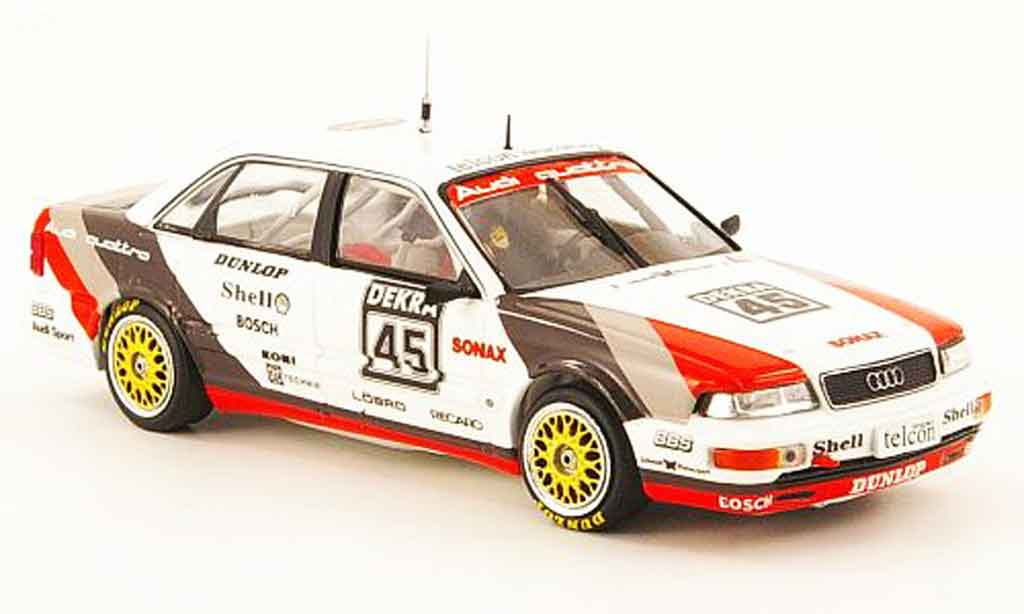 audi v8 quattro dtm w rohrl dtm hockenheim 1990. Black Bedroom Furniture Sets. Home Design Ideas