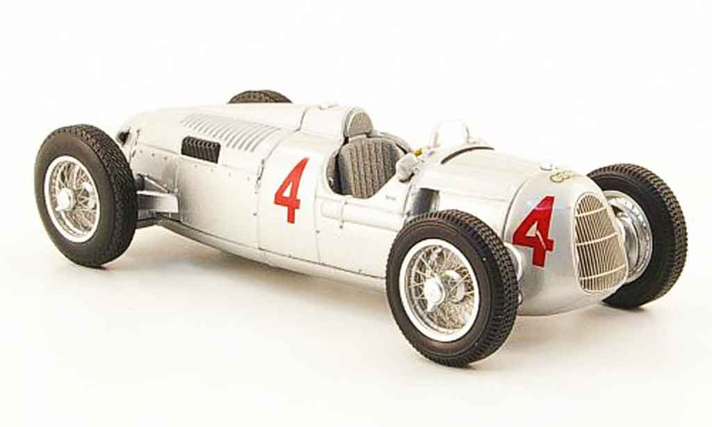 Auto Union Typ C 1/43 Minichamps No.4 B.Rosemeyer GP Deutschland 1936 miniature