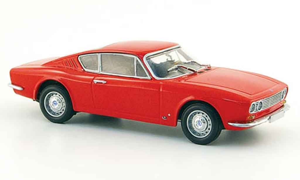 Ford OSI 1/43 Minichamps 20 M TS rouge 1967 miniature