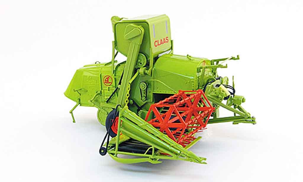 Claas Super Automatic 1/43 Schuco S Mahdrescher miniature