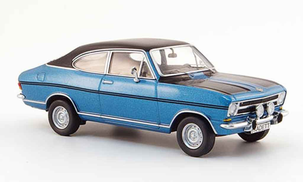 opel kadett b miniature coupe rallye bleu 1970 schuco 1 43 voiture. Black Bedroom Furniture Sets. Home Design Ideas