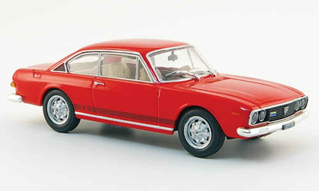 Lancia 2000 HF 1/43 Starline coupe hf red 1971 diecast model cars
