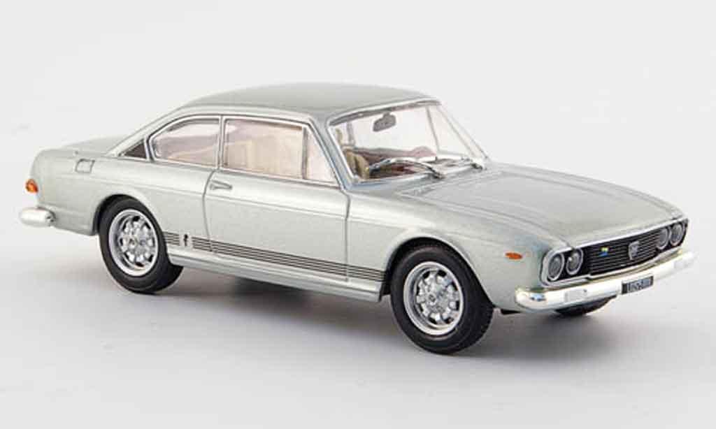 Lancia 2000 HF 1/43 Starline coupe hf grise metallisee 1971 miniature