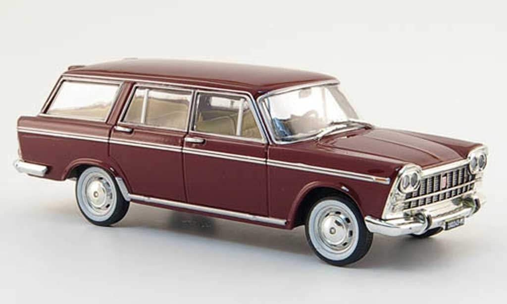 Fiat 2300 1/43 Starline Familiare red 1963 diecast model cars