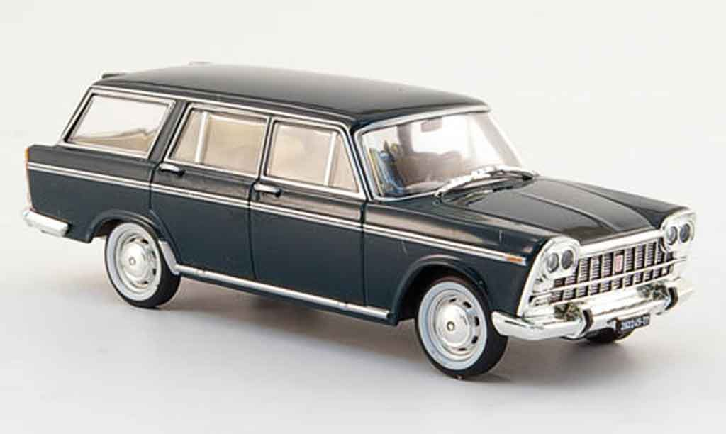 Fiat 2300 1/43 Starline Familiare grun 1963 diecast model cars