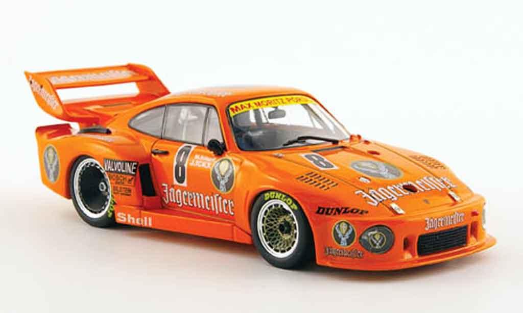 Porsche 935 1978 1/43 Ebbro No.8 Jagermeister 1000 Km Nurburgring miniature