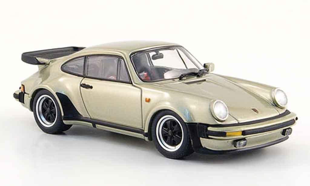 Porsche 930 Turbo 1/43 Ebbro or 1978 miniature