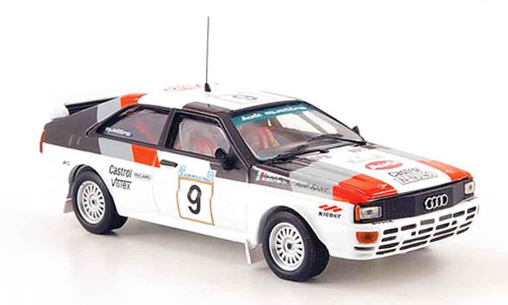 Audi Quattro 1/43 Vitesse No.9 Mouton Pons Rally Griechenland 1982 miniature