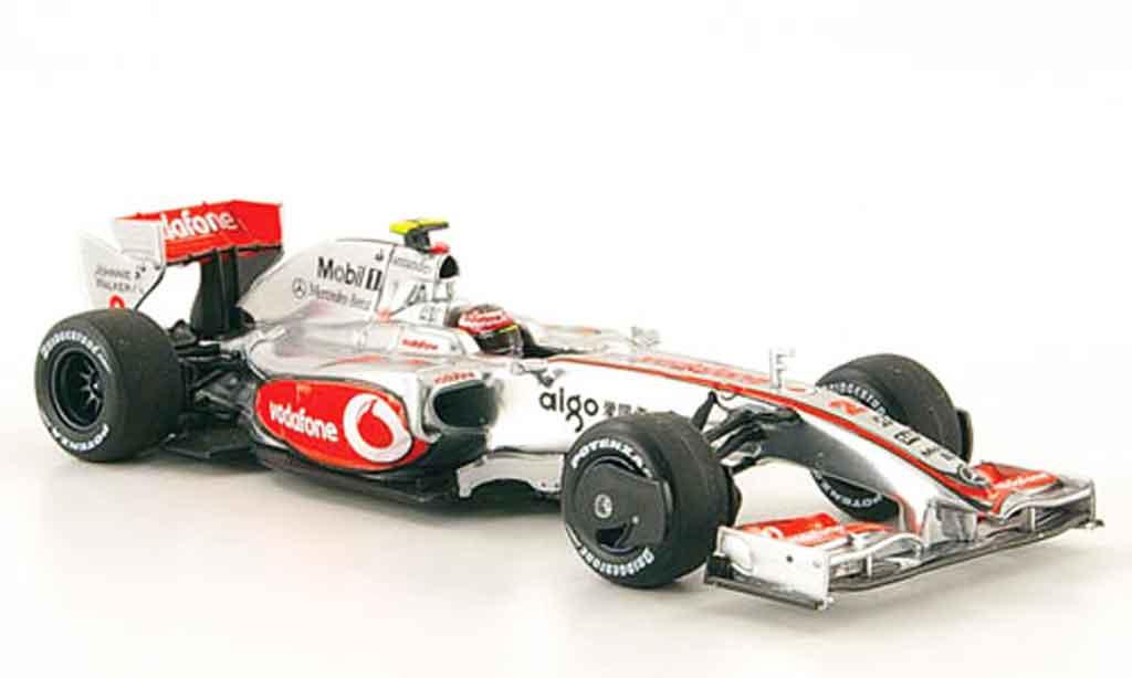 Mercedes F1 1/43 Minichamps McLaren MP 4 24 Vodafone No.2 H.Kovalainen 2009 miniature