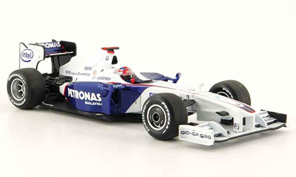 Bmw F1 2009 1/43 Minichamps Sauber F1.09 No.5 Petronas GP Australien  miniature