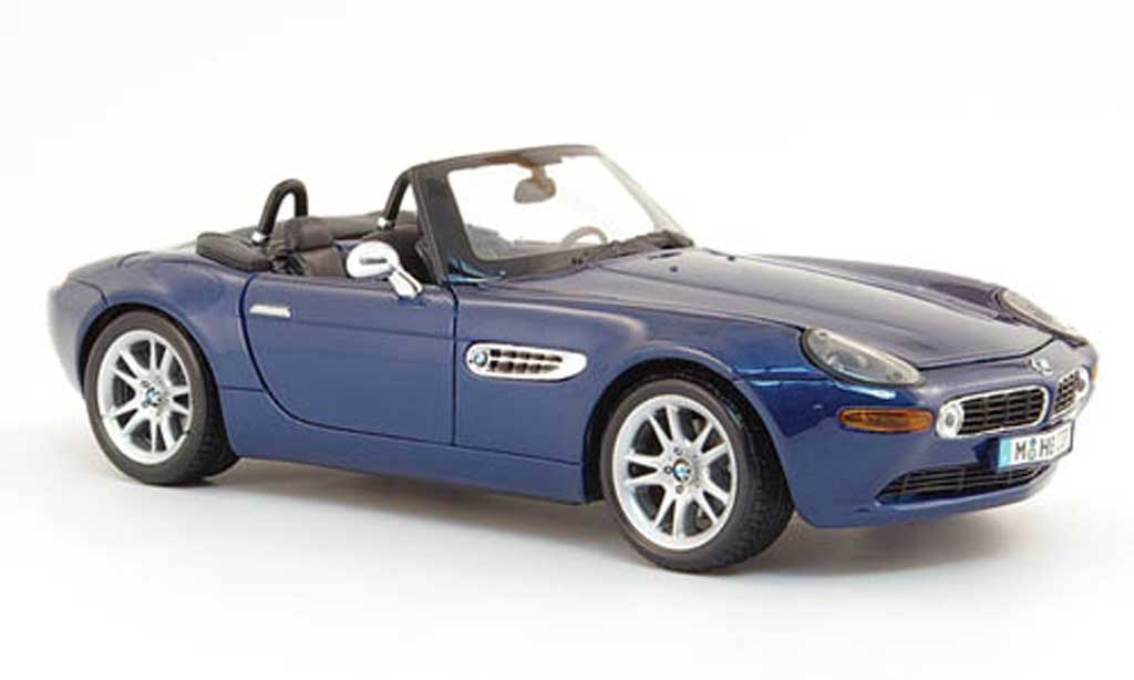 Bmw Z8 Blue Avec Licht Und Sound Maisto Diecast Model Car