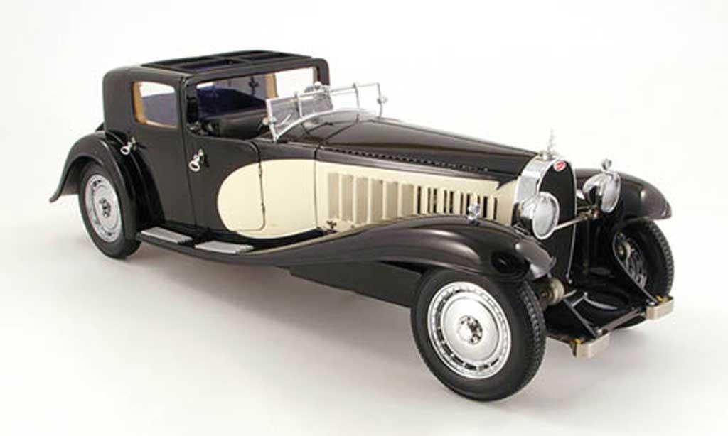 Bugatti Royale 1/18 Bauer coupe de ville beige noire 1931 miniature