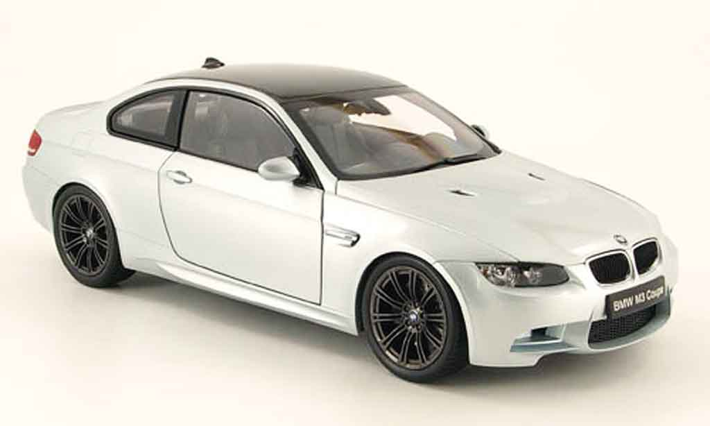 Bmw M3 E92 coupe gray Kyosho. Bmw M3 E92 coupe gray miniature 1/18