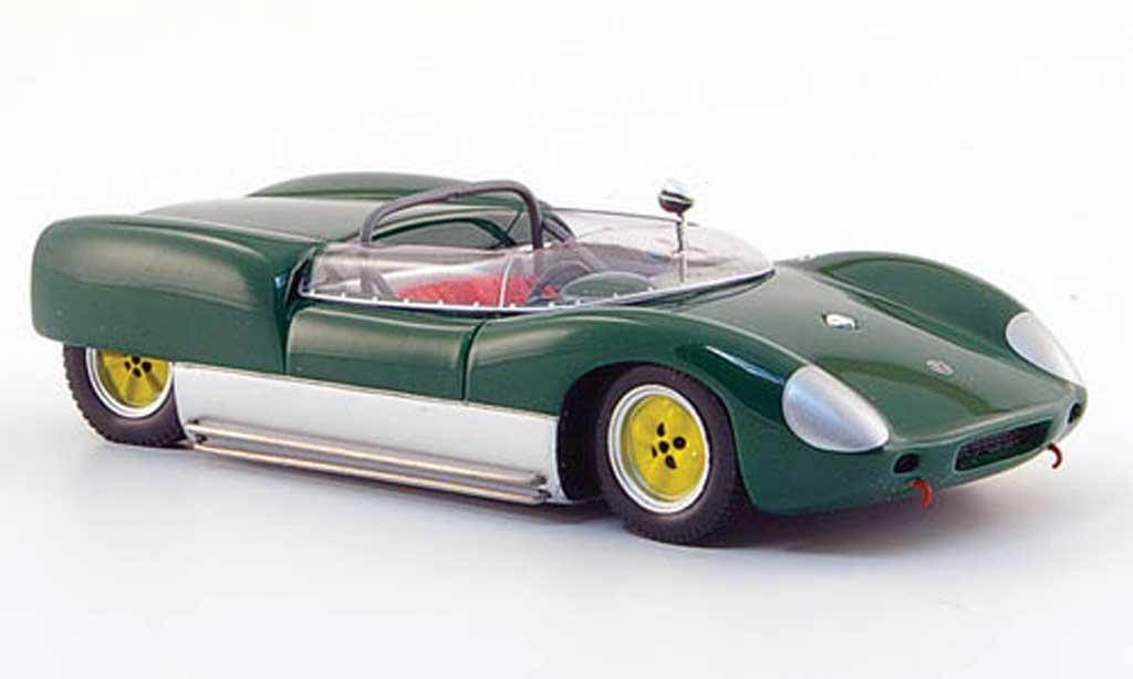 Lotus 19 1/18 Spark vert 60 miniature
