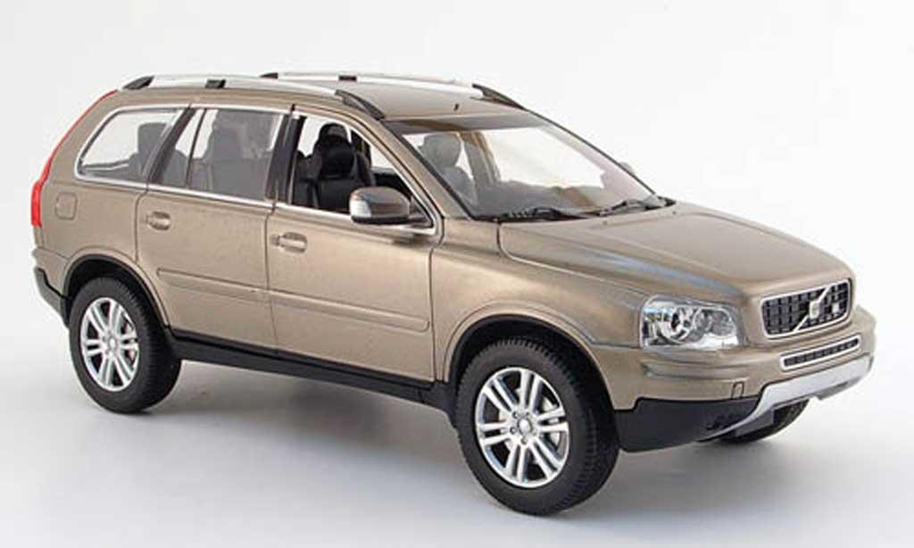 Volvo XC 90 1/18 Powco beige 2007 miniature