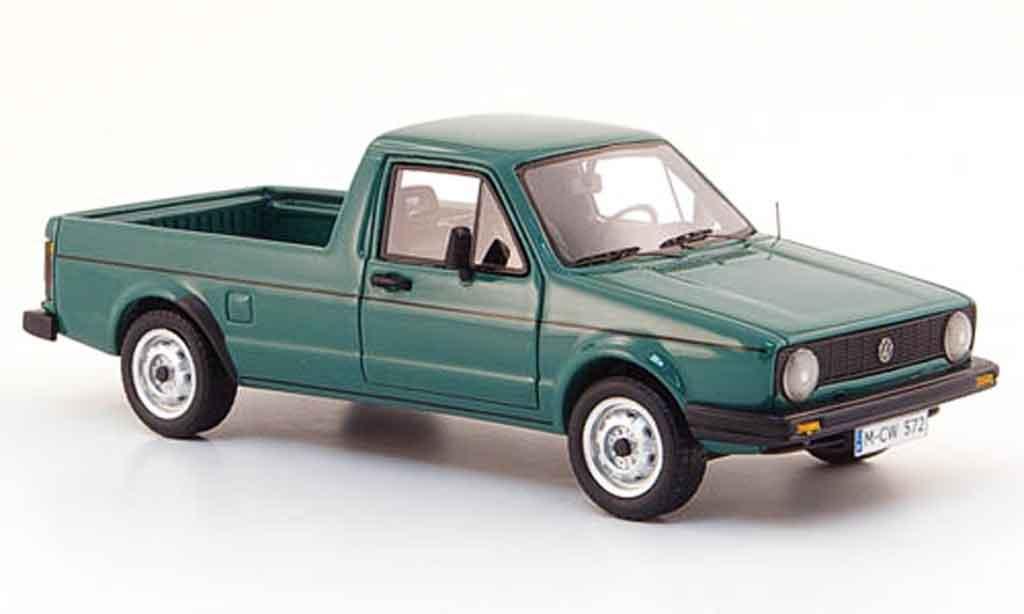 Volkswagen Caddy 1/43 Neo mk i grun edition liavecee 300 1980 miniature