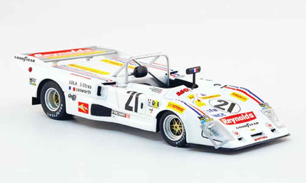 Lola T286 1/43 Bizarre Ford No.21 Reynolds 24h Le Mans 1976 miniature