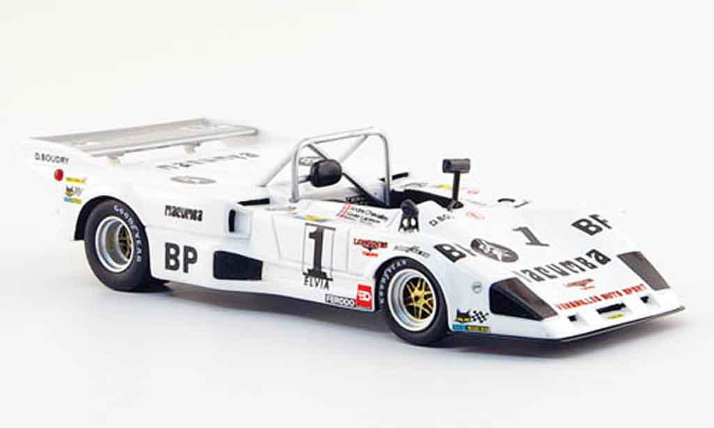 Lola T286 1/43 Bizarre Ford No.1 Macumba 24h Le Mans 1979 miniature