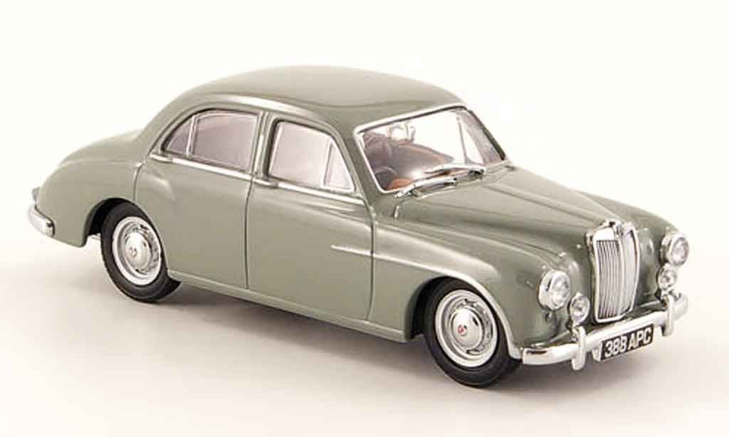 MG ZA 1/43 Oxford Magnette grise miniature