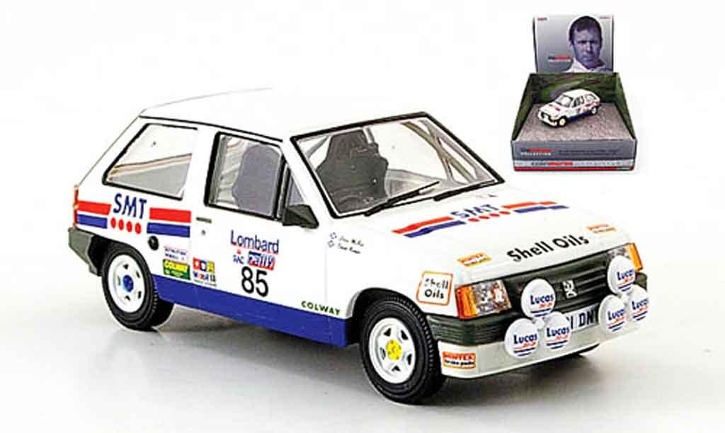 Opel Nova 1/43 Vanguards Sport 1300 Gr.A Schott. Rallymeisterschaft 1986 miniature