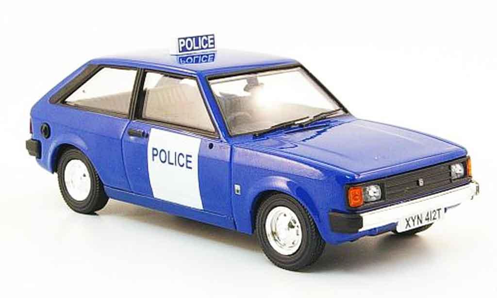Talbot Sunbeam 1/43 Vanguards Metropolitan Police miniature