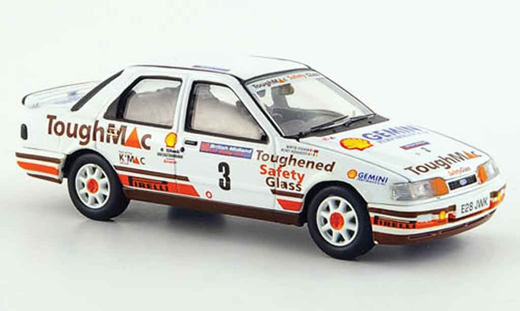 Ford Sierra Cosworth RS 1/43 Vanguards Cosworth 4 x 4 No.3 Tough Mac 1991 miniature
