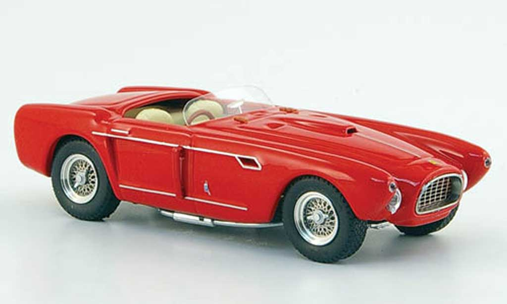 Ferrari 340 1/43 Art Model Mexico Spyder Vignale rouge miniature