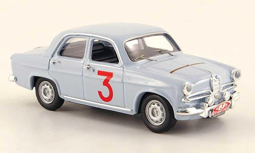 Alfa Romeo Giulietta Ti 1/43 Rio No.3 Rally Monte Carlo 1960 miniature