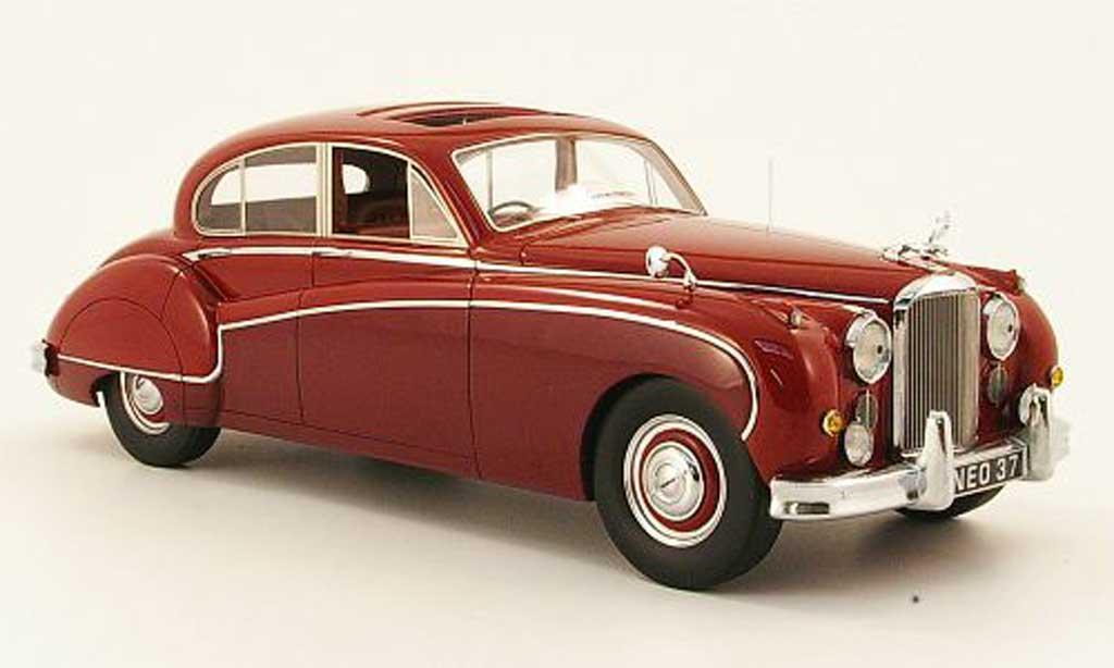 Jaguar MK 8 1/18 Neo rouge/rouge rechtslenker 1957 miniature