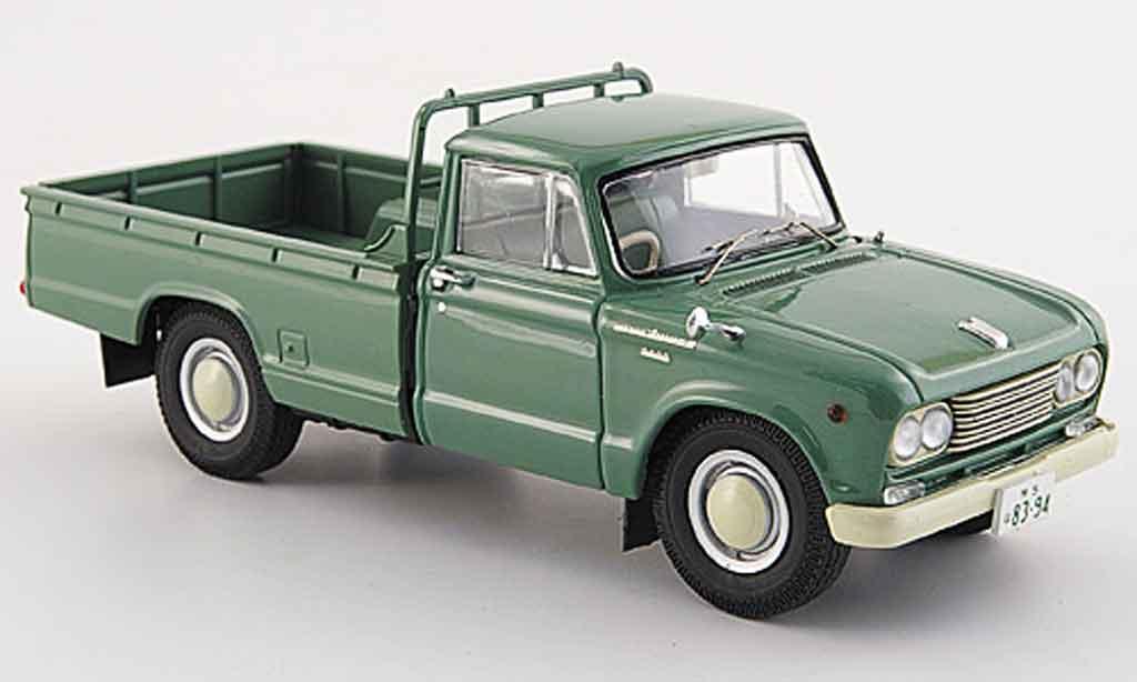 Nissan Junior Truck 1/43 Ebbro grun 1962 miniature