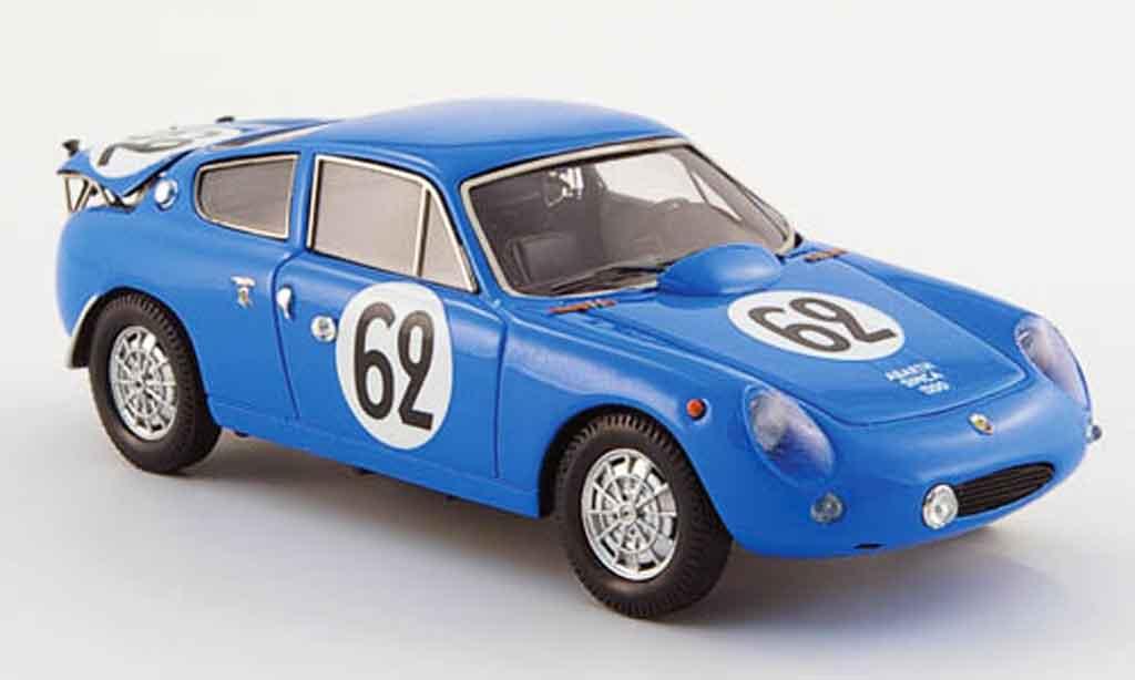 Simca 1300 1/43 Spark abarth no.62 balzarini/albert 24h le mans 1962 diecast