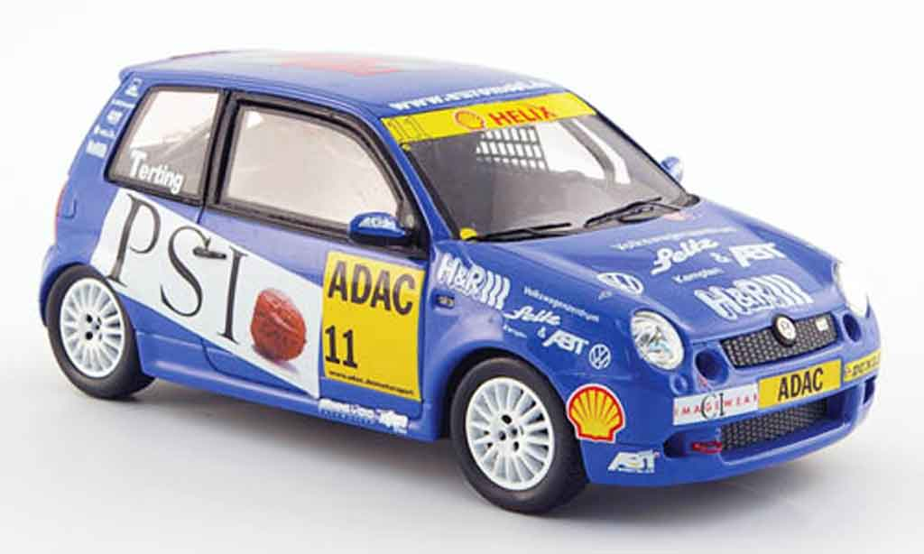 Volkswagen Lupo 1/43 Spark gti no.11 psi terting lupo cup 2002 miniature