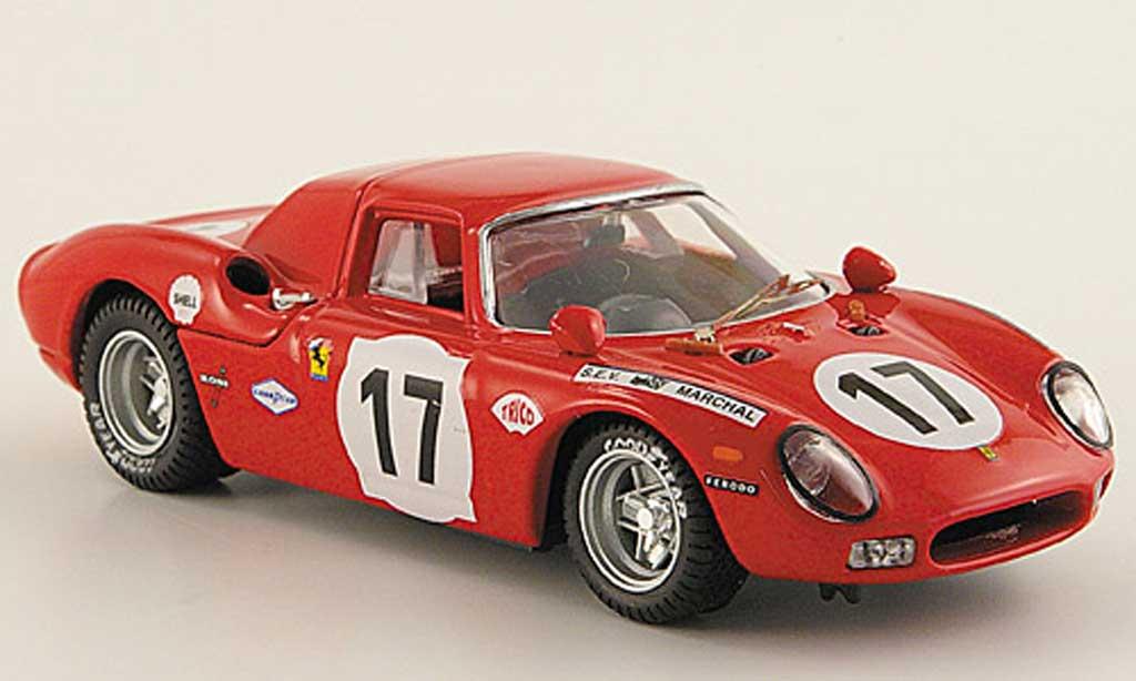Ferrari 250 LM 1969 1/43 Best No.17 Zeccoli/Posey 24h Le Mans modellautos
