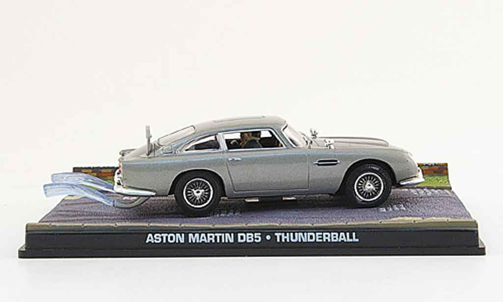 aston martin db5 gray james bond 007 1965 mcw diecast model car 1 43 buy sell diecast car on. Black Bedroom Furniture Sets. Home Design Ideas