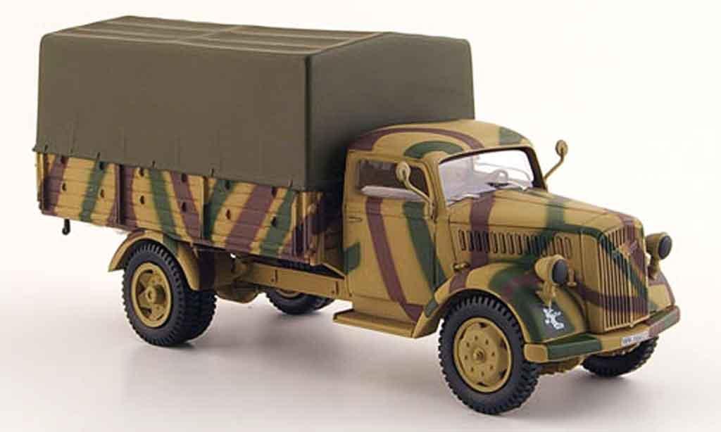 Opel Blitz 1/43 Schuco s 3t militar miniature