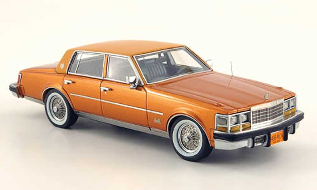 Cadillac Seville 1978 1/43 American Excellence Mk I Elegante kupfer limit. Auflage 300 miniature