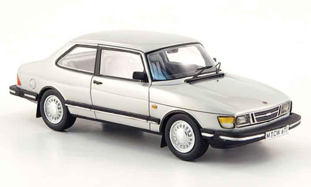 Saab 90 1/43 Neo grise metallisee edition liavecee 300 1985 miniature