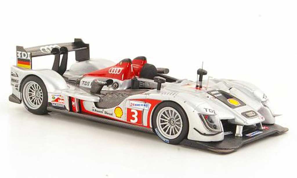Audi R15 2009 1/43 IXO TDI No.3 T.Bernhard / R.Dumas / A.Premat 24h Le Mans