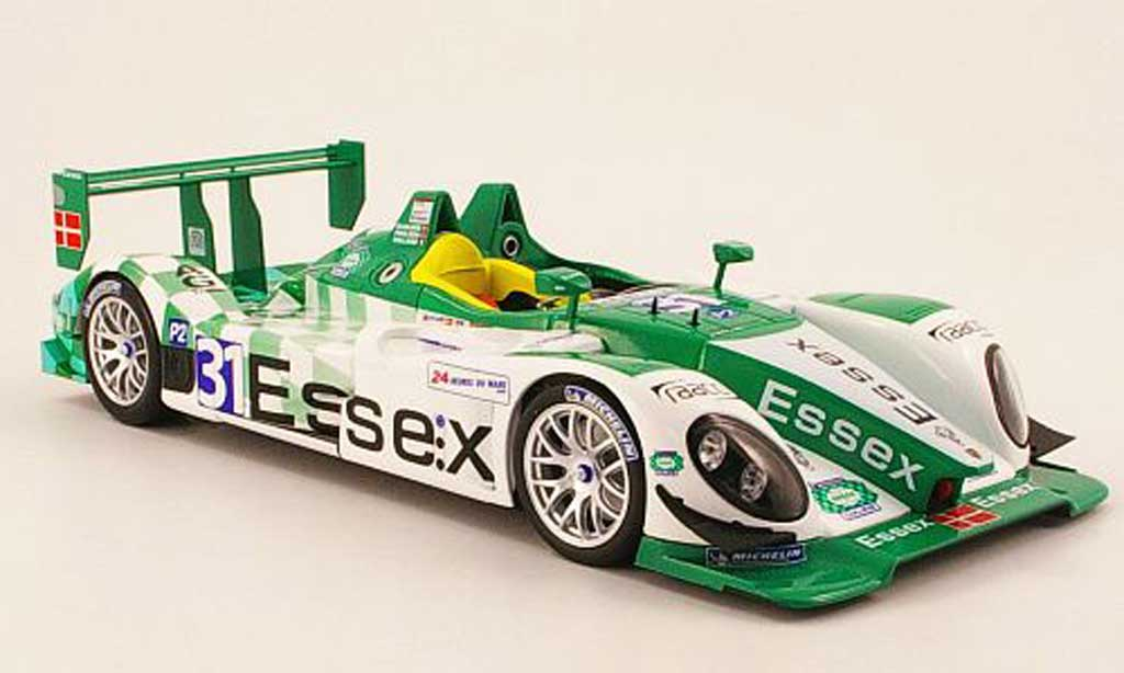 Porsche RS Spyder 1/18 Norev no.31 essex 24h le mans 2009 diecast model cars