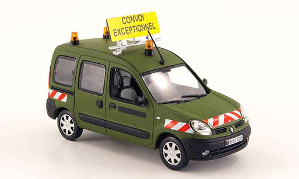 Renault Kangoo 1/43 Norev armee francaises begleitfahrzeug 2003 miniature