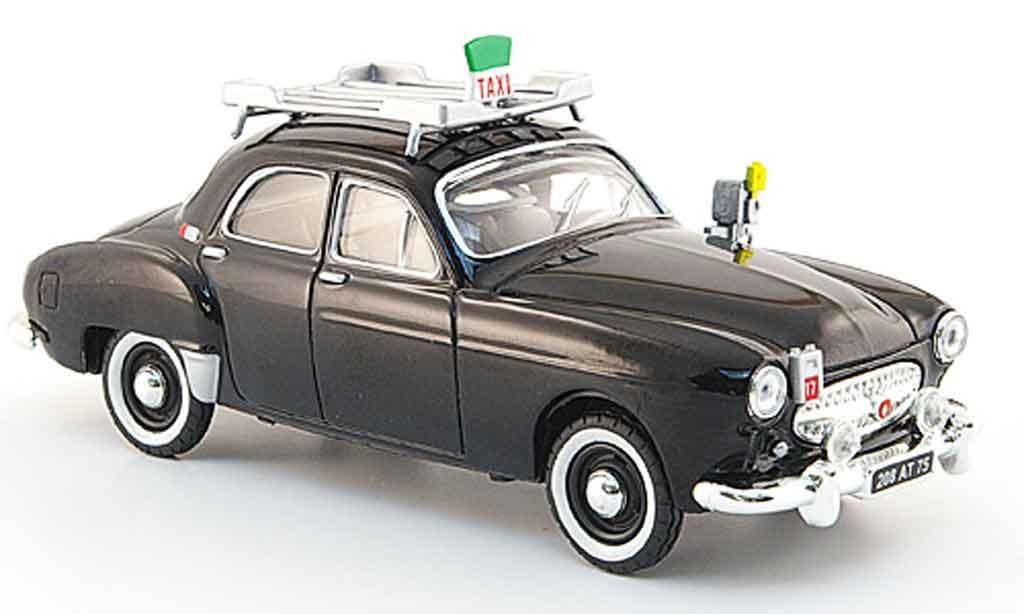 Renault Fregate 1/43 Eligor berline taxi paris 1958 miniature