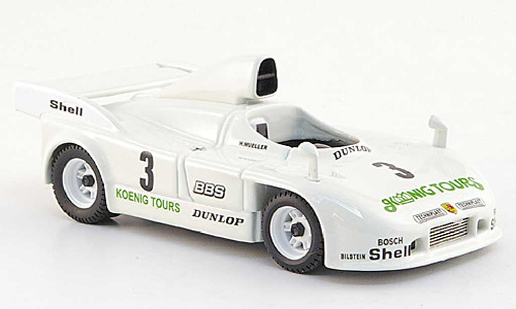 Porsche 908 1981 1/43 Best No.3 Konig Tours Muller/Brun Nurburgring diecast model cars